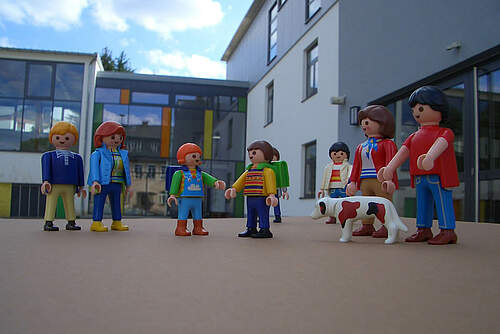 Playmobil-Elternbrief